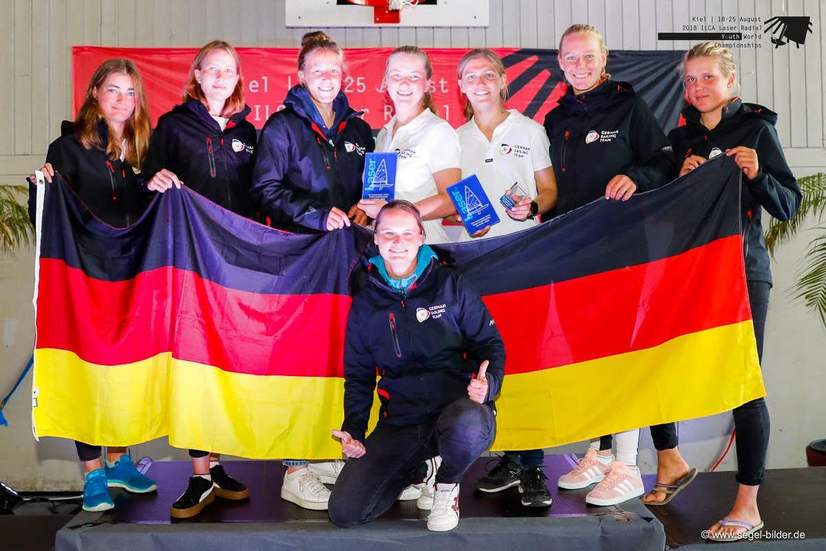 Laser Radial Jugend-WM
