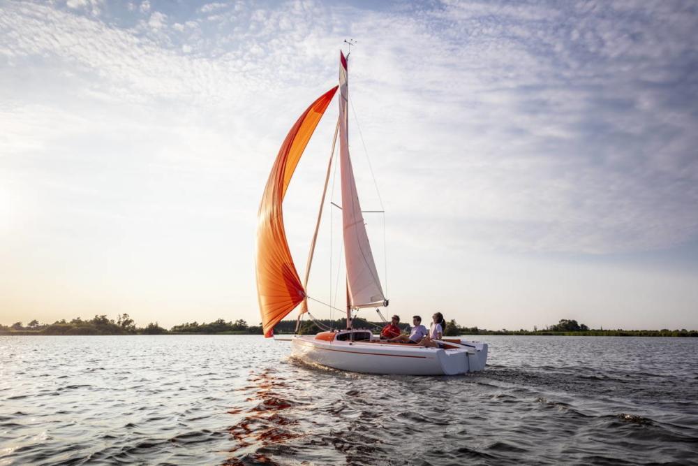 Aira 22 © Arthur Smeets / Aira Boats