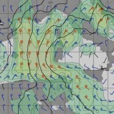 Herbsttürme Mittelmeer © WetterWelt GmbH