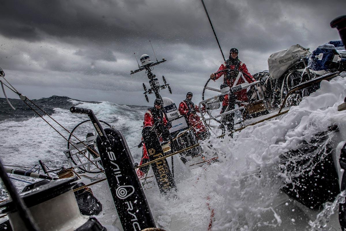Wetter im Southern Ocean