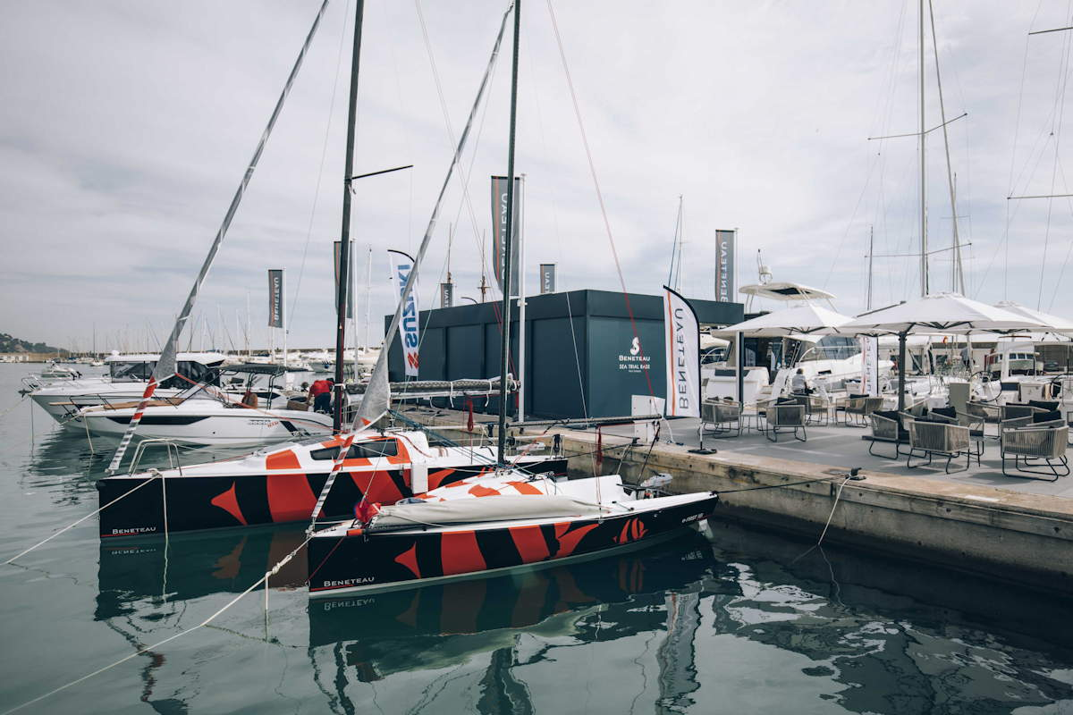 Beneteau Sea Trial Base