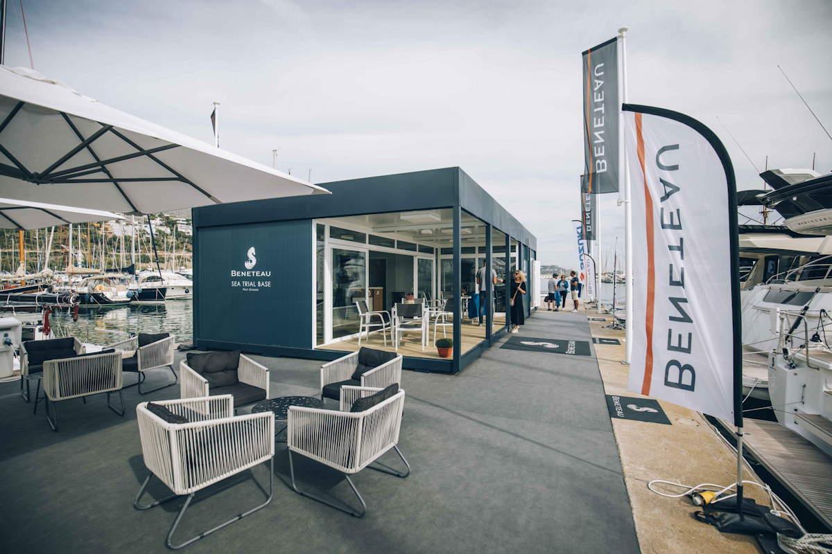 Beneteau Sea Trial Base
