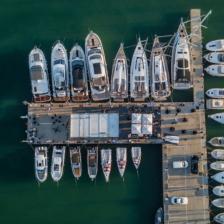 Die neue Beneteau Sea Trial Base bei Barcelona © Beneteau