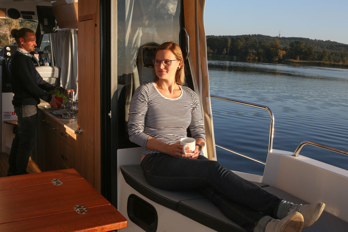 Havel Reiseboot