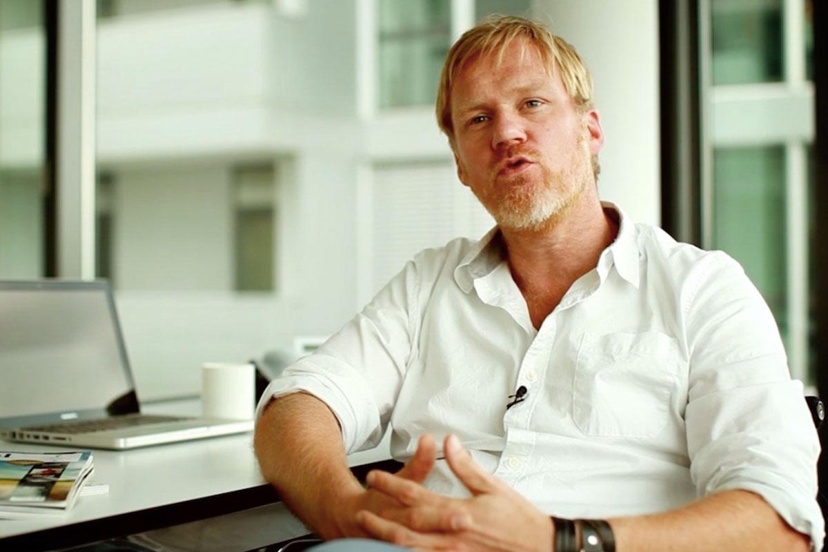 Jens Brambusch macht blau