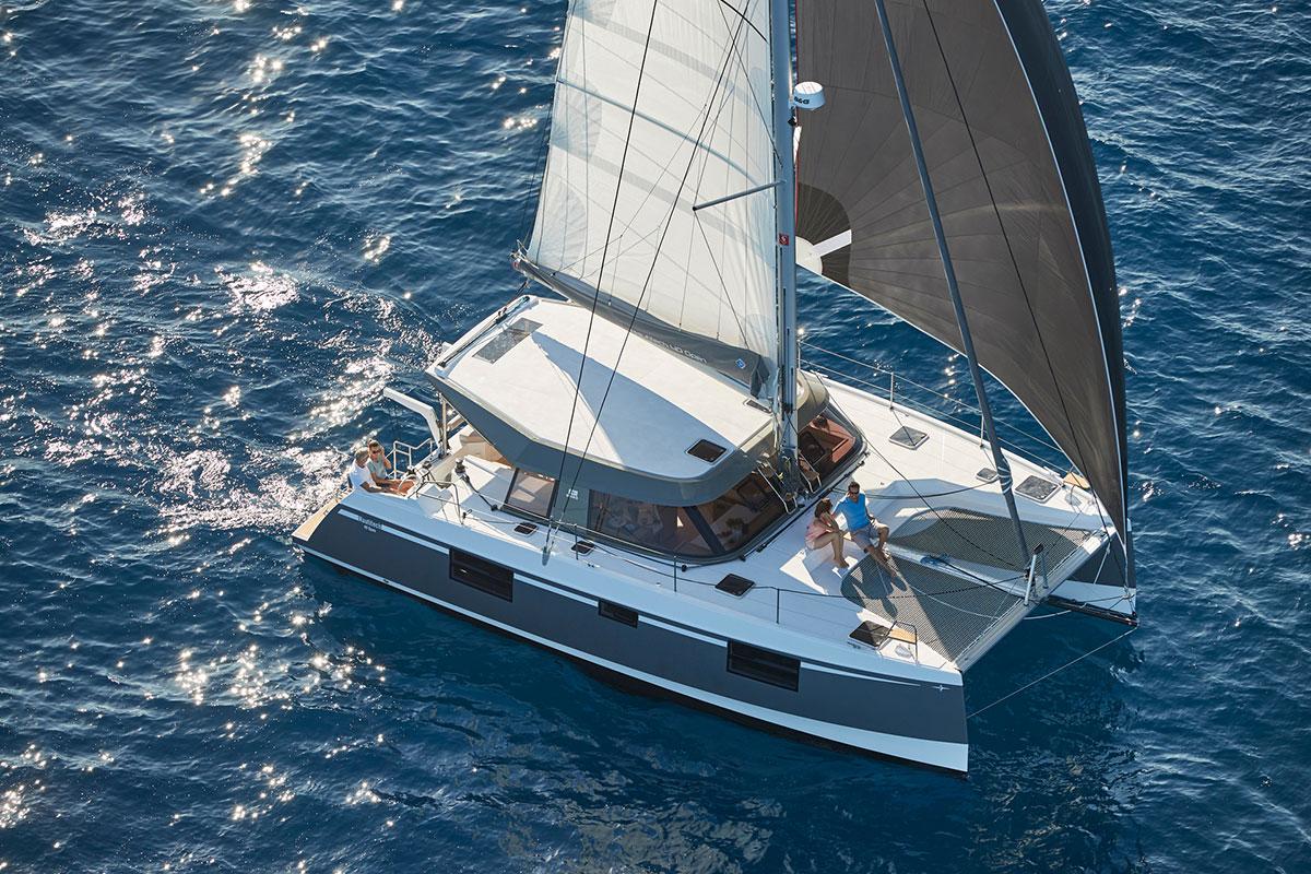 Nautitech gehört zu Bavaria Yachts