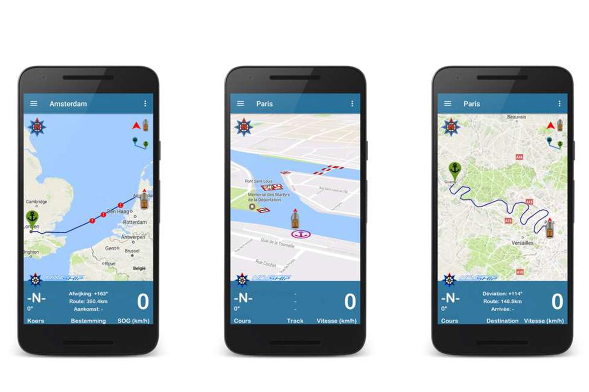 NavShip App