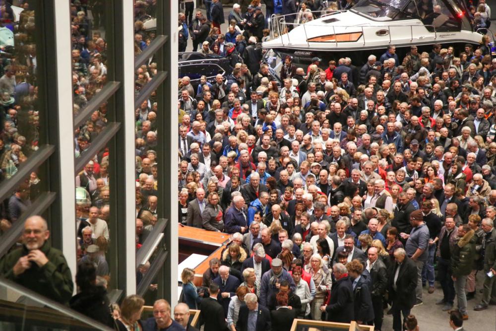 Galanacht der Boote auf der Boot & Fun Berlin