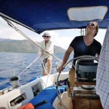 Wer ein Boot kaufen will, sollte es probesegeln © Jens Brambusch