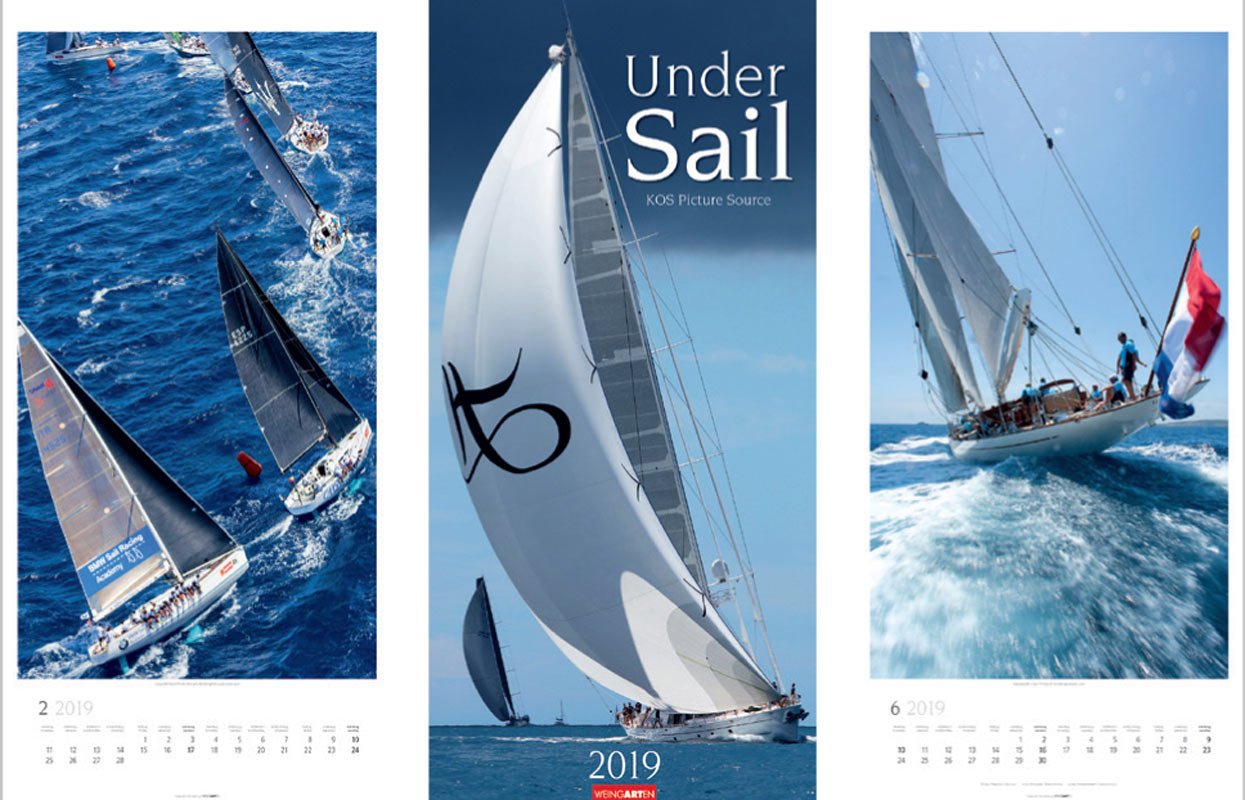 Segelkalender 2019