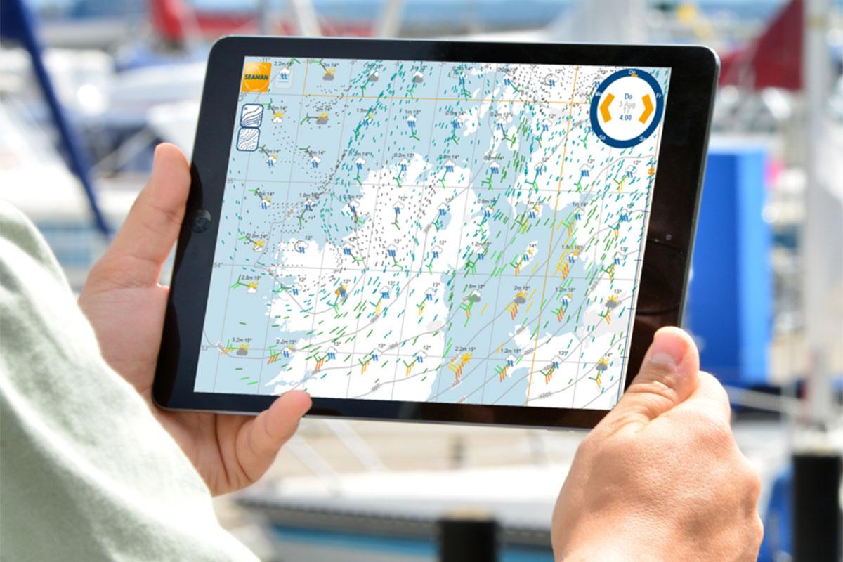 Seaman-App