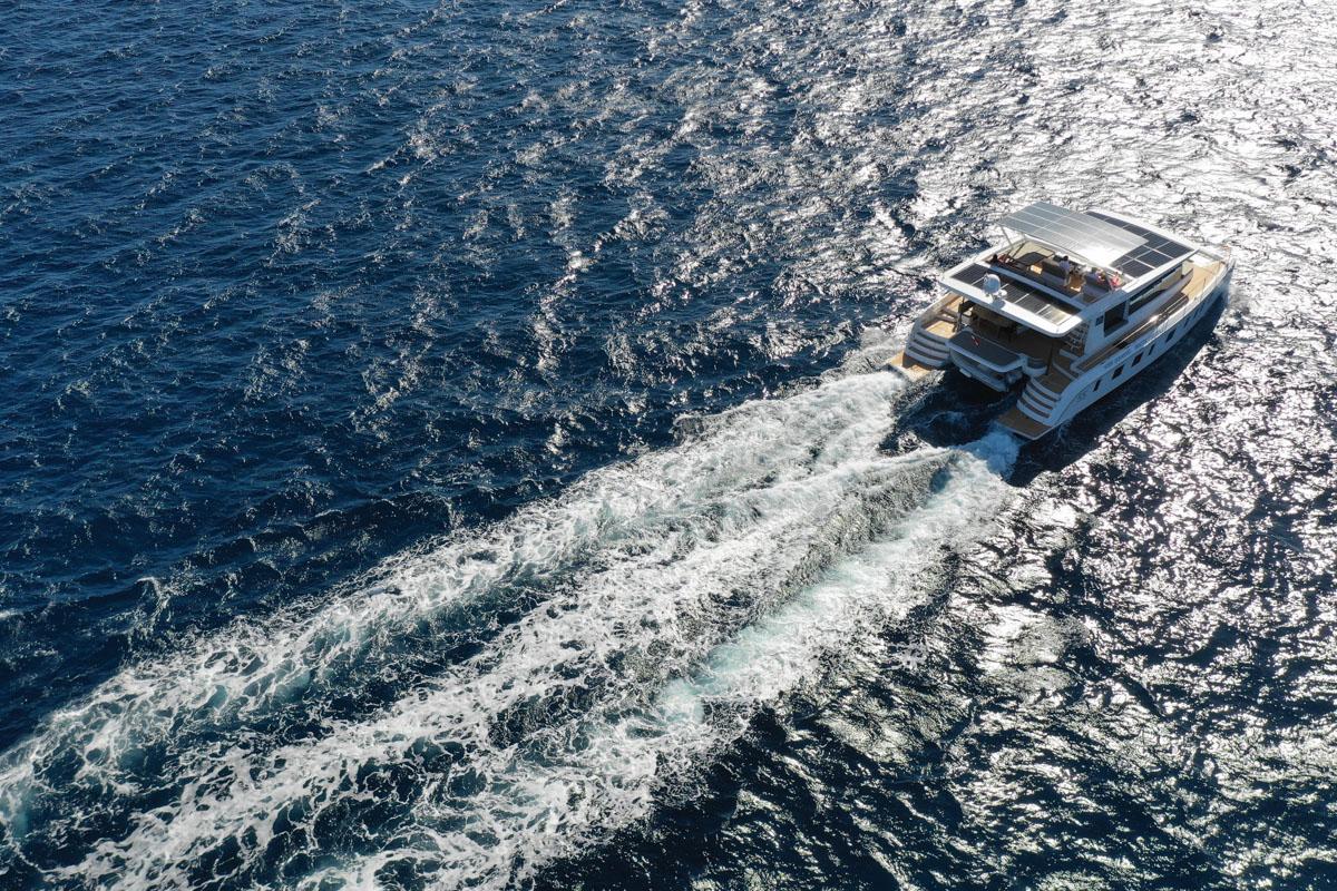 Silent 55 © Silent Yachts