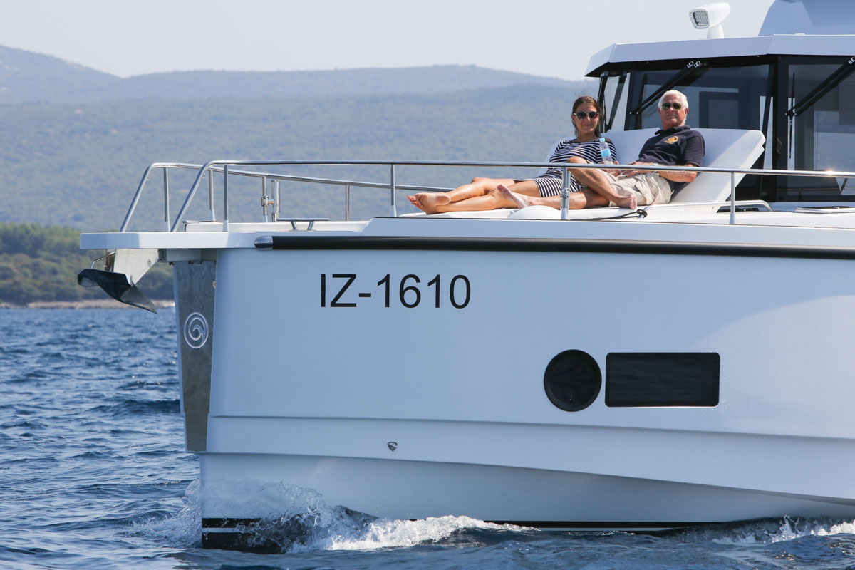 Seafaring 44 Fly