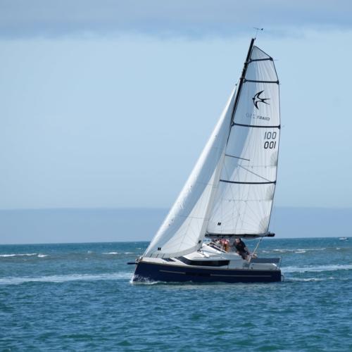 Coast 250 © Swallow Yachts