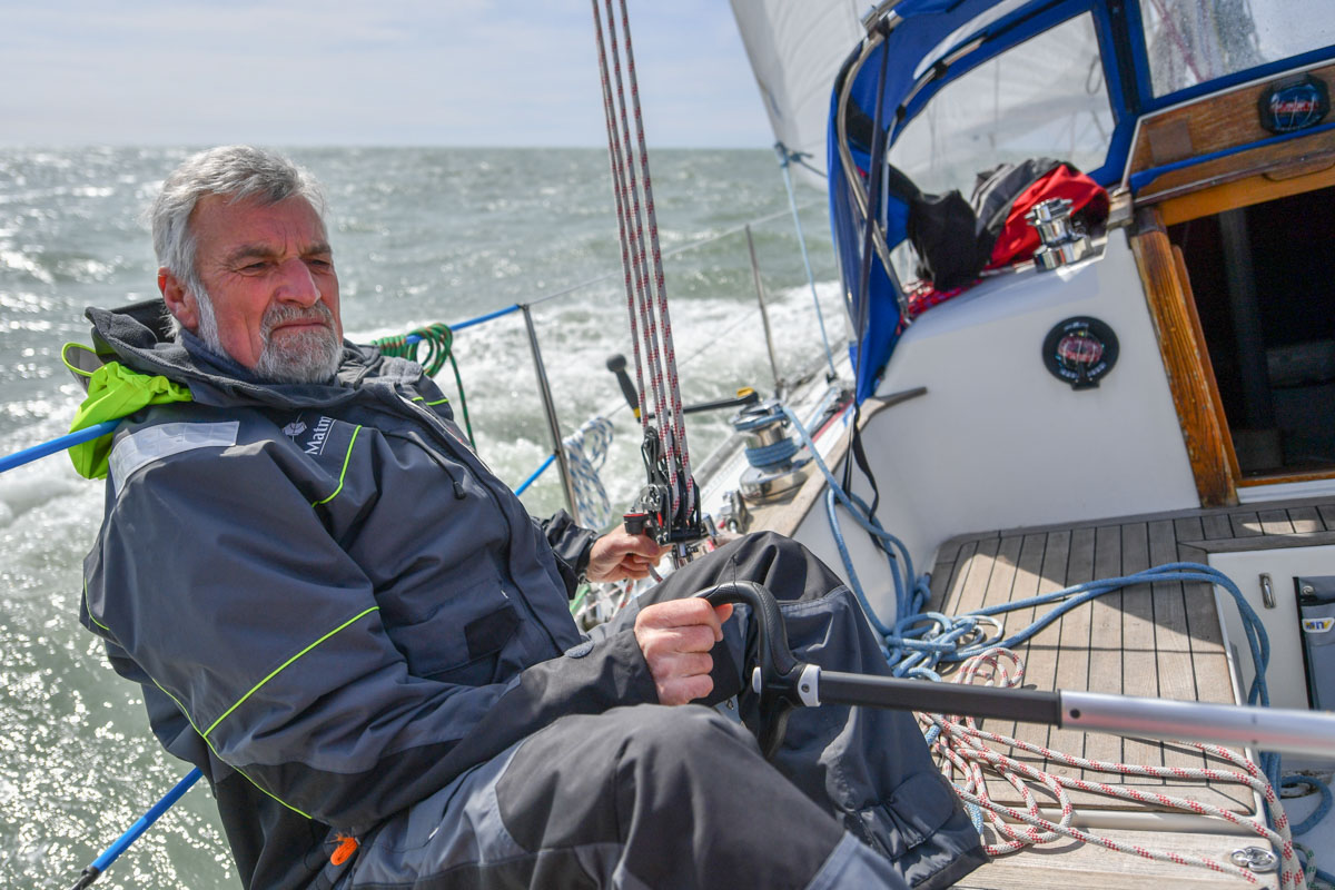 Robin Knox-Johnston Golden Globe Race 2018