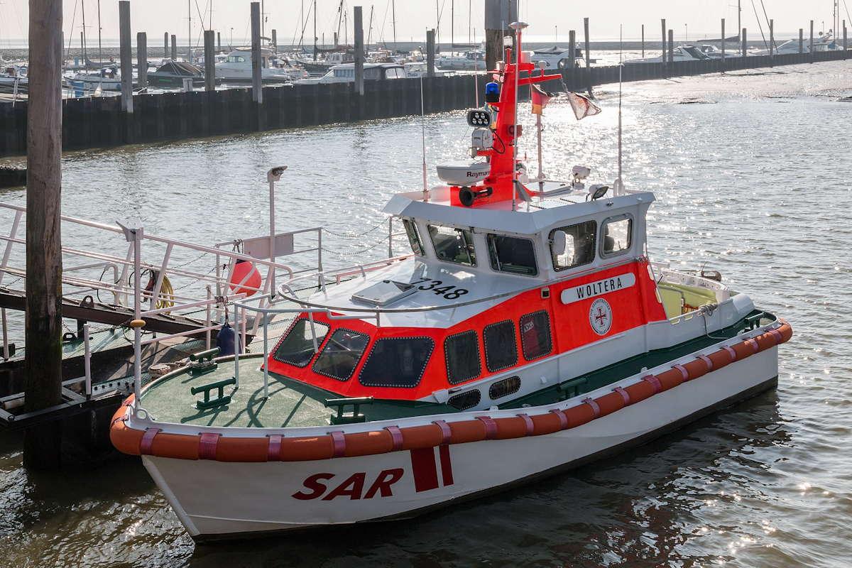 Seenotrettungsboot Woltera