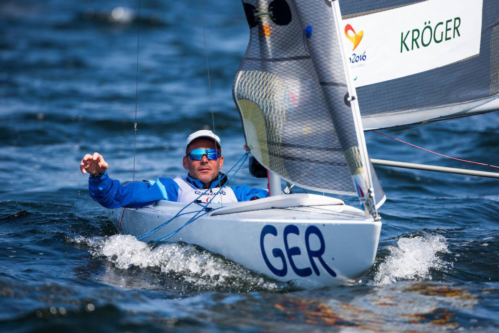 Paralympische Spiele 2016, Heiko Kröger