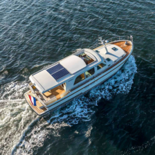 Linssen GS 45 Sedan © Werft
