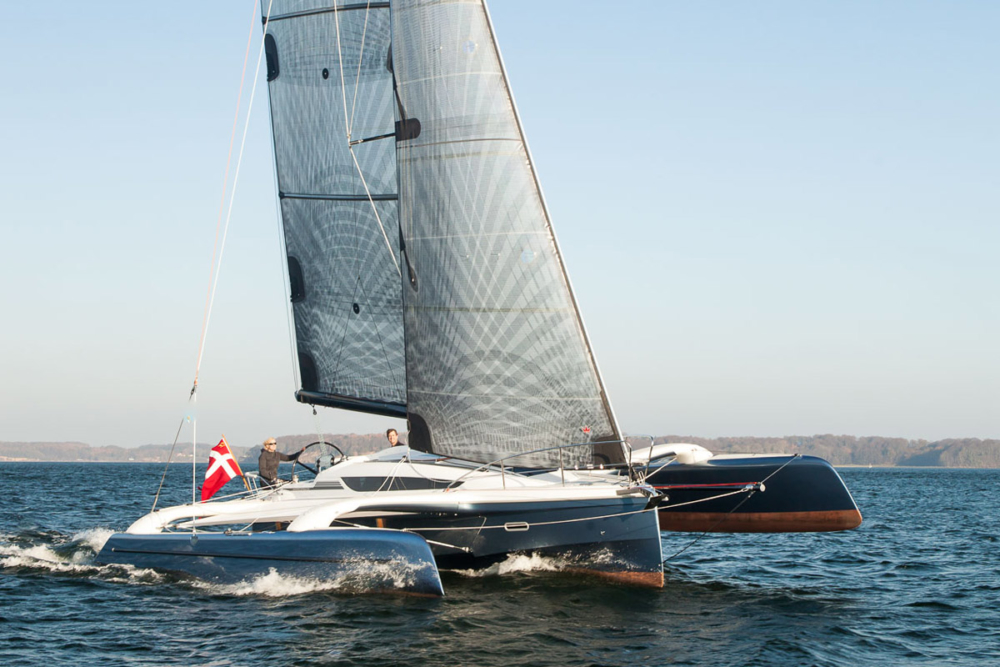 Dragonfly 32 Evolution © Werft