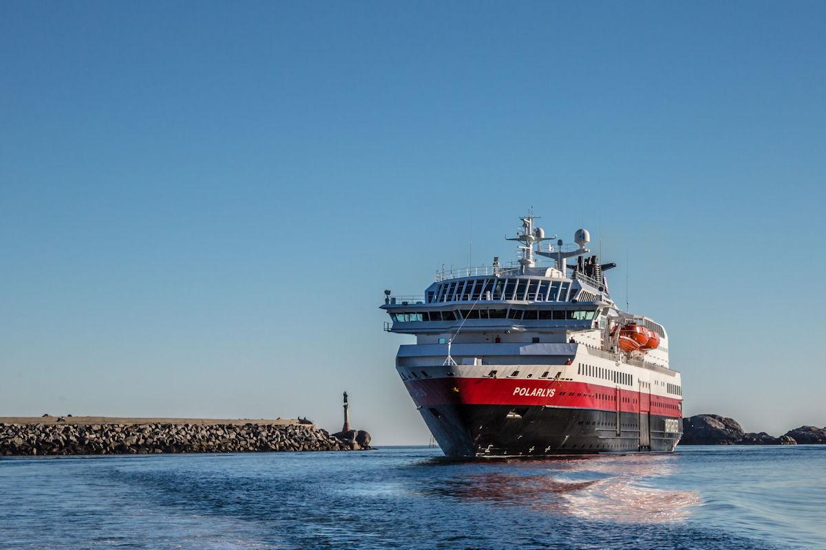 Die Fiskarskona © Carsten Pedersen / Hurtigruten