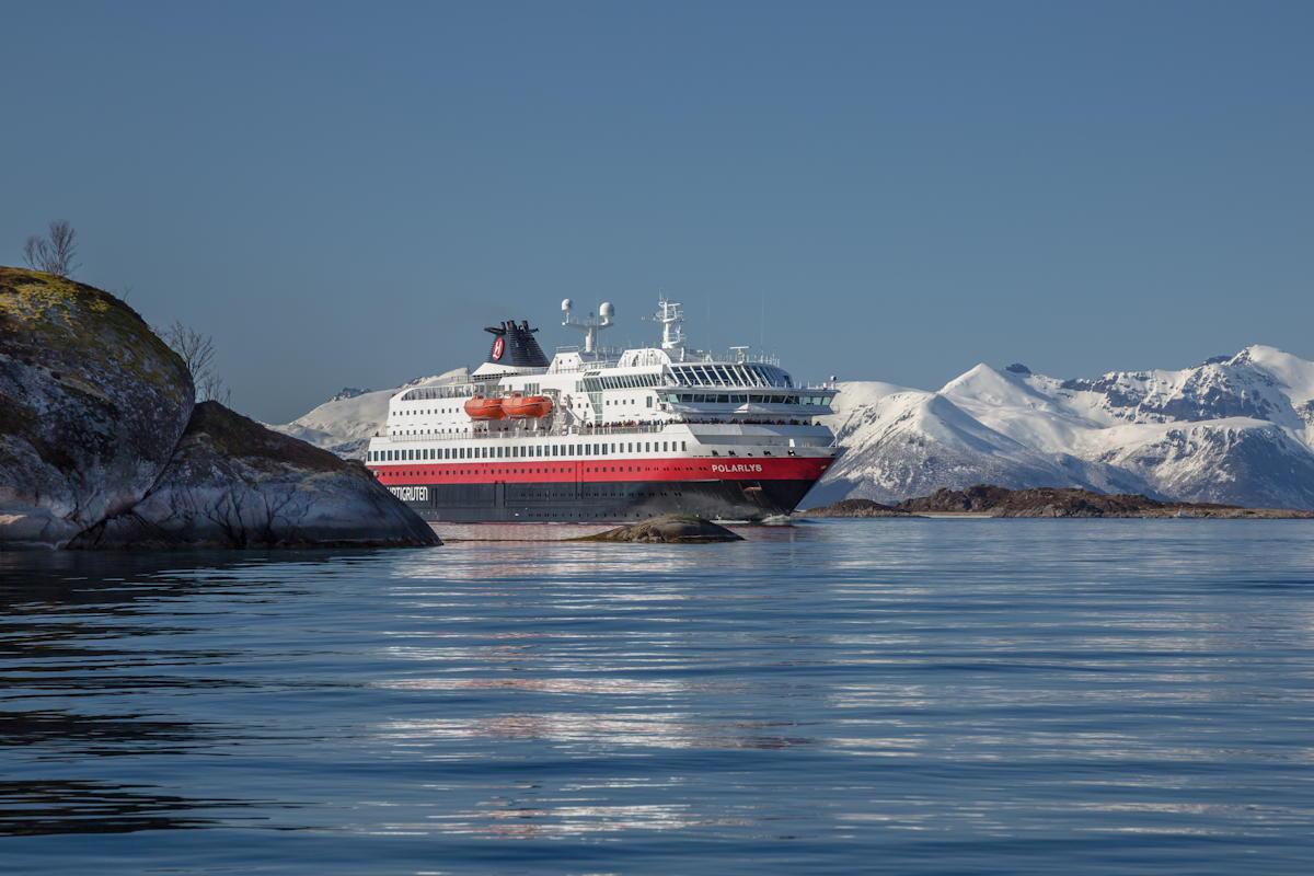 Kreuzfahrt mit Biogas statt Schiffsdiesel