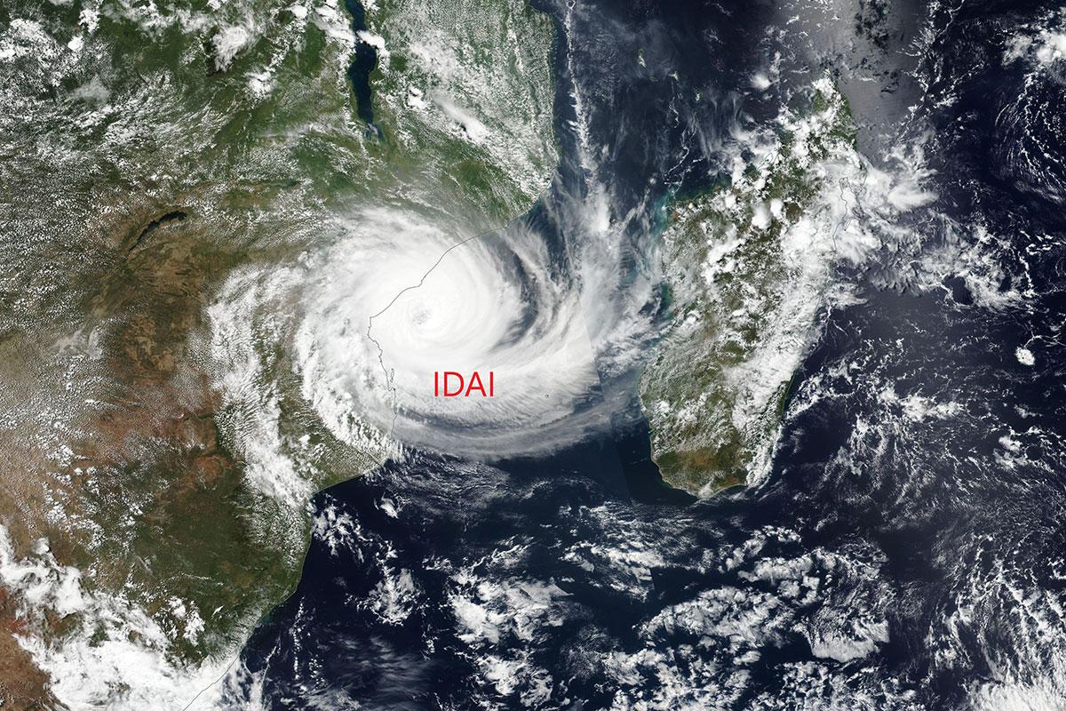 Zyklon Idai