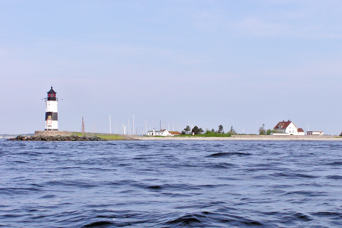 Lotseninsel Schlei Ostsee