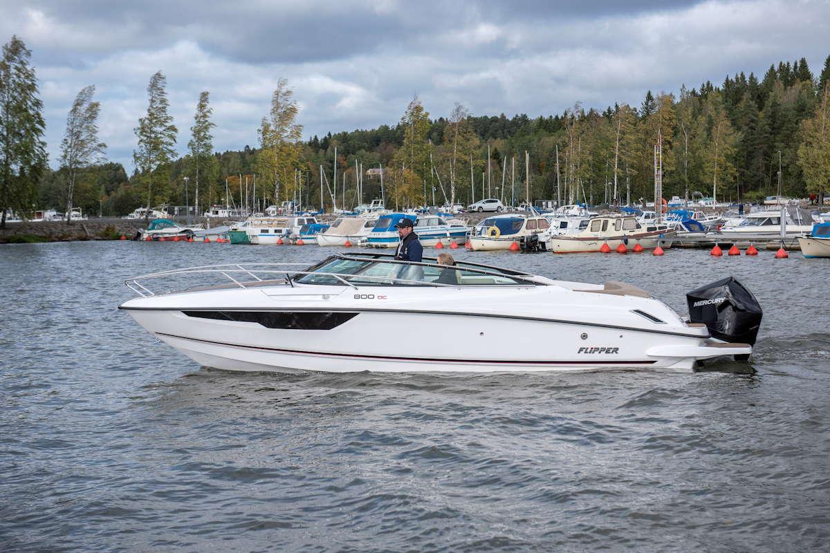 Flipper 800 DC