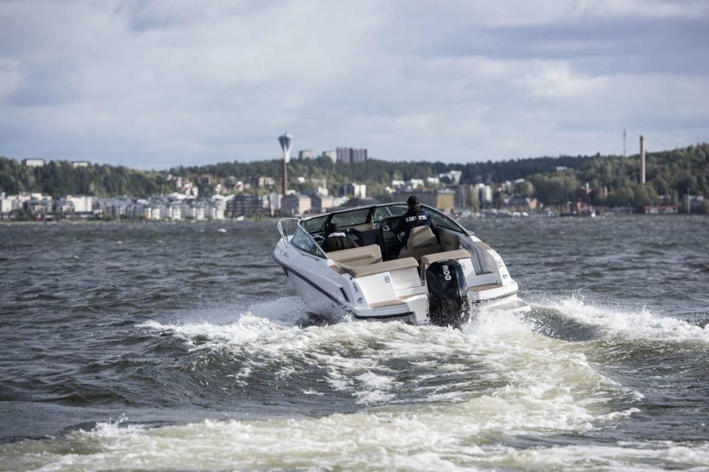 Flipper 800 DC © Sami Tirkkonen / Werft