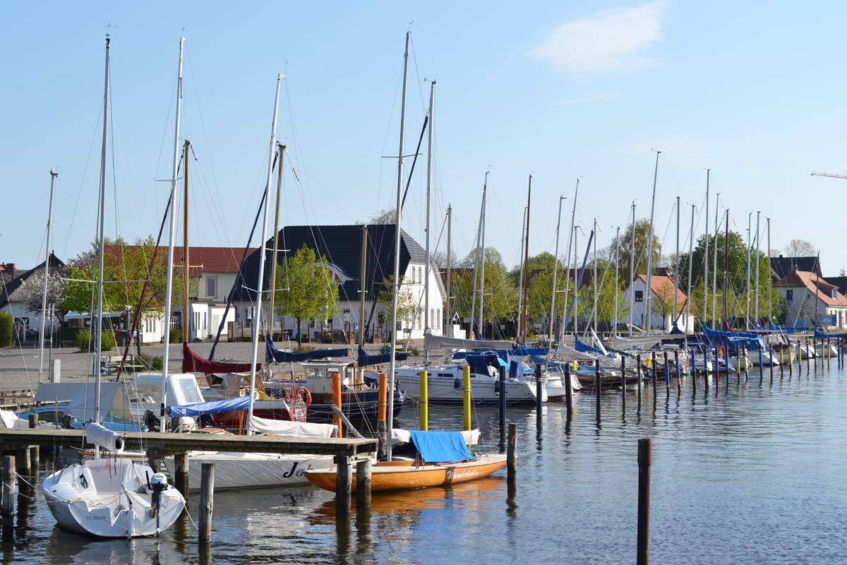 Marinas Greifswald
