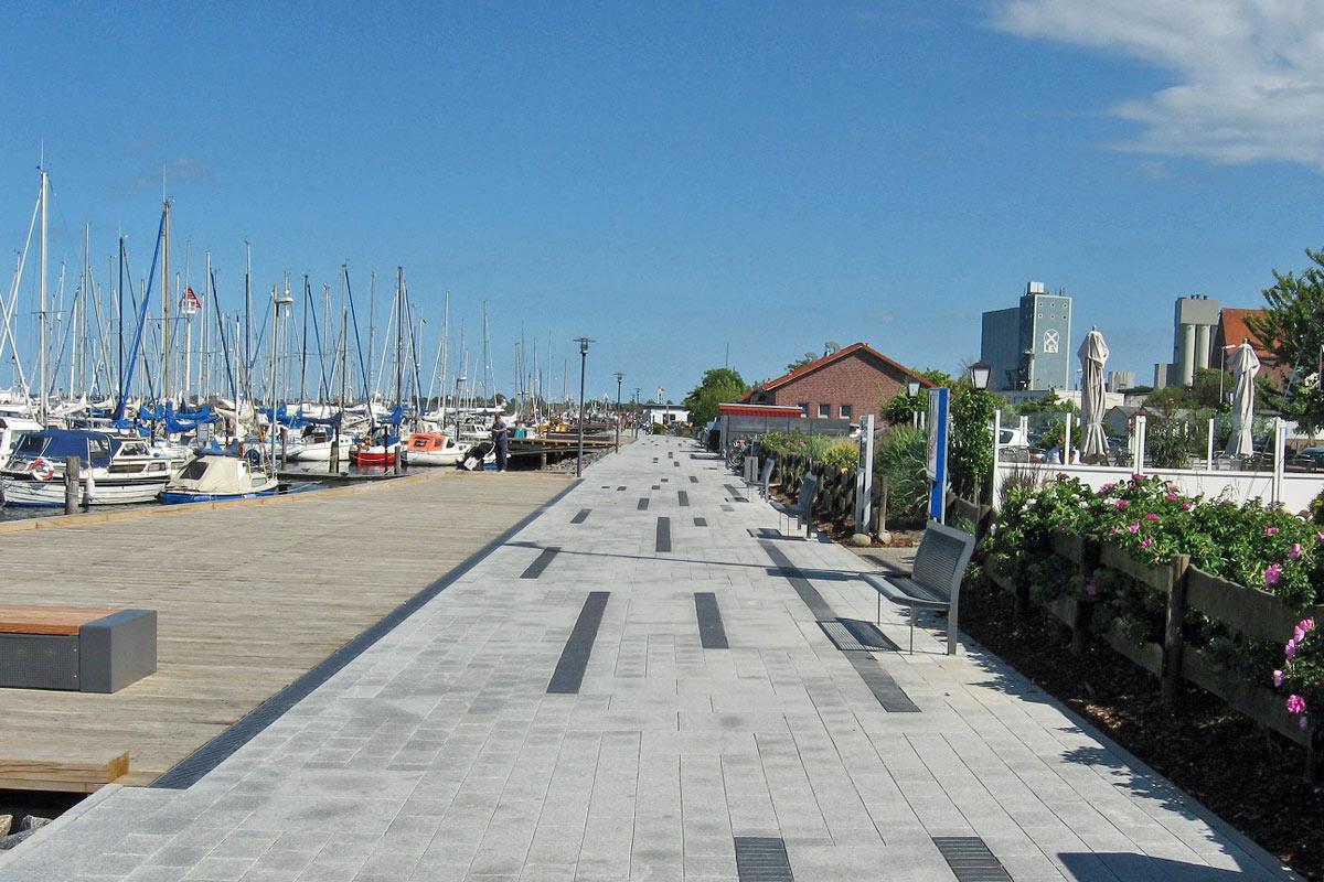 Ostseehafen Marina Heiligenhafen