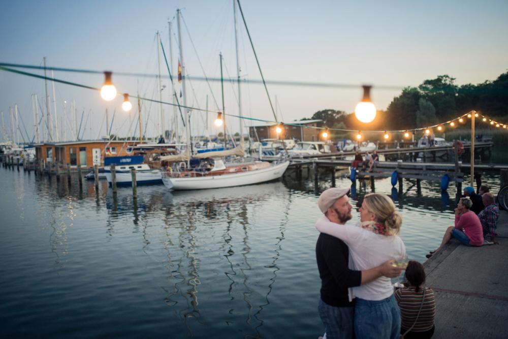 Hafenfest im Naturhafen Krummin © Naturhafen Krummin