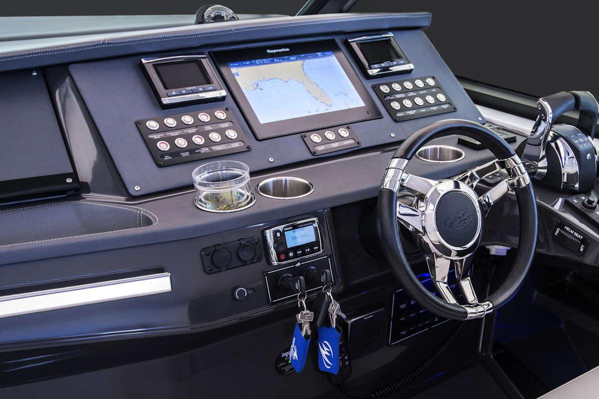 Monterey 378 SE Europe Marine