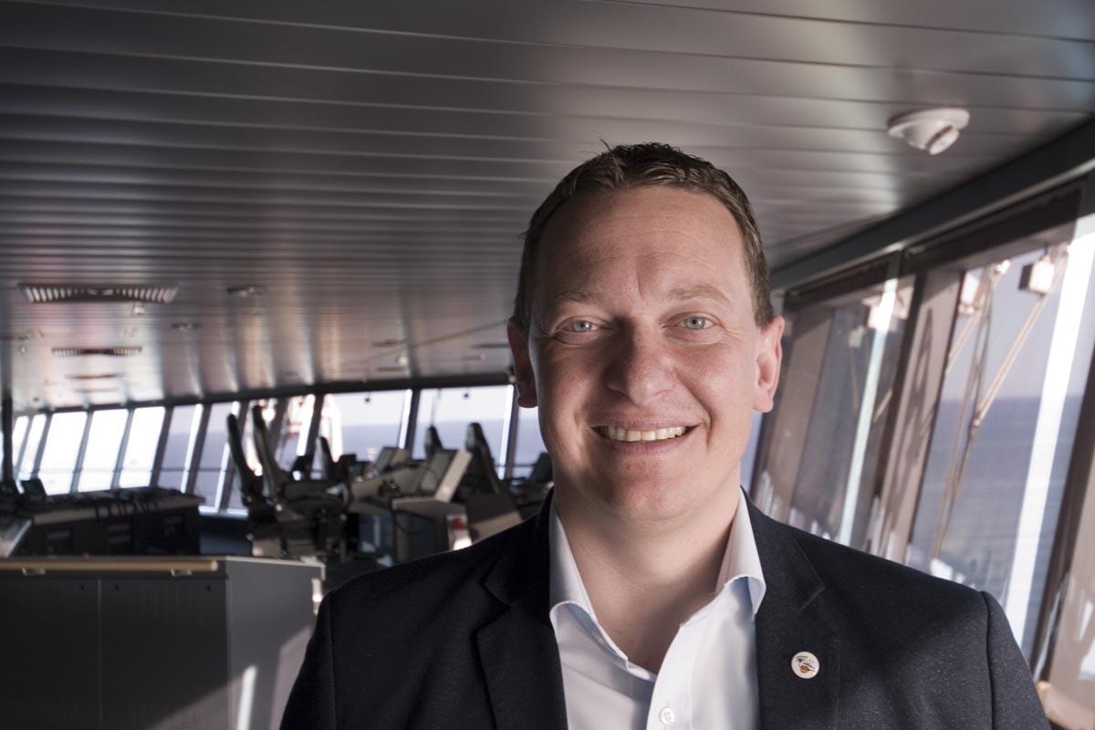 Felix Eichhorn, Präsident von Aida Cruises