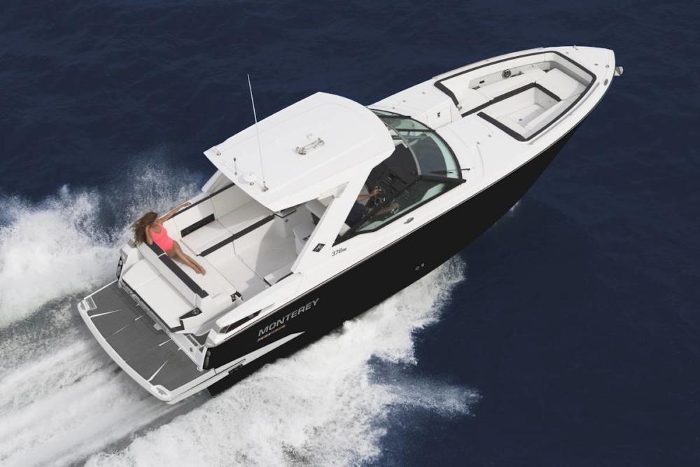 Monterey 378 SE © Werft