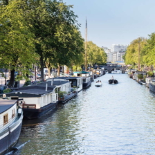 Prinsengracht in Amsterdam © Slaunger / CC BY-SA 4.0