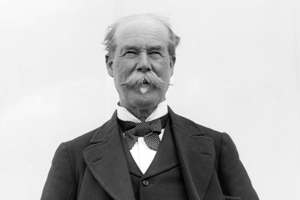 Thomas Lipton © Public Domain