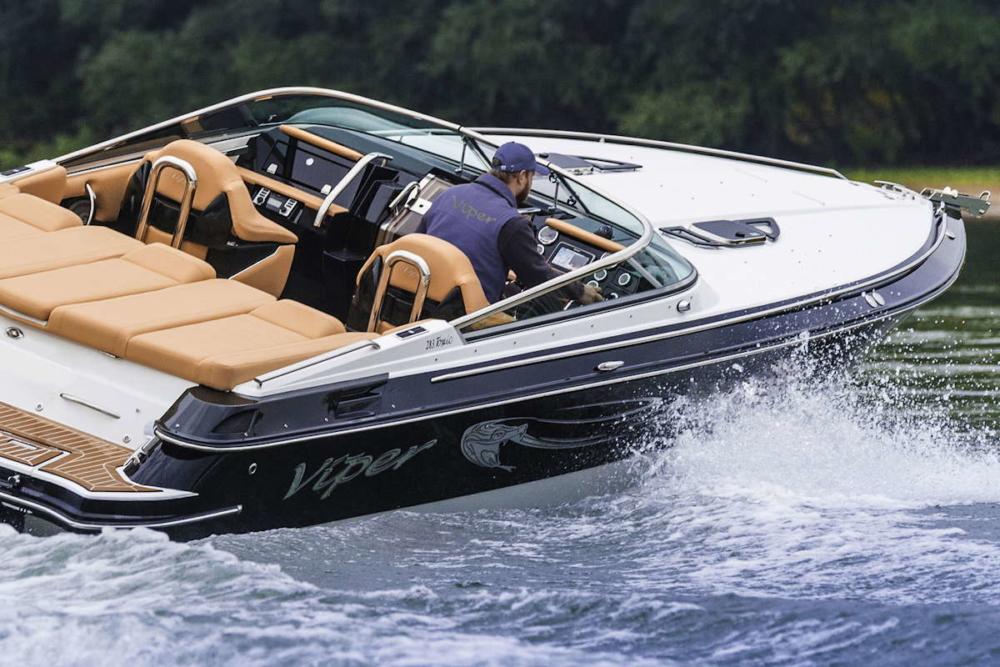 Viper V 283 Toxxic © Viper Powerboats