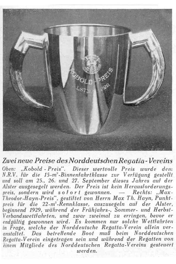 Kobold-Preis