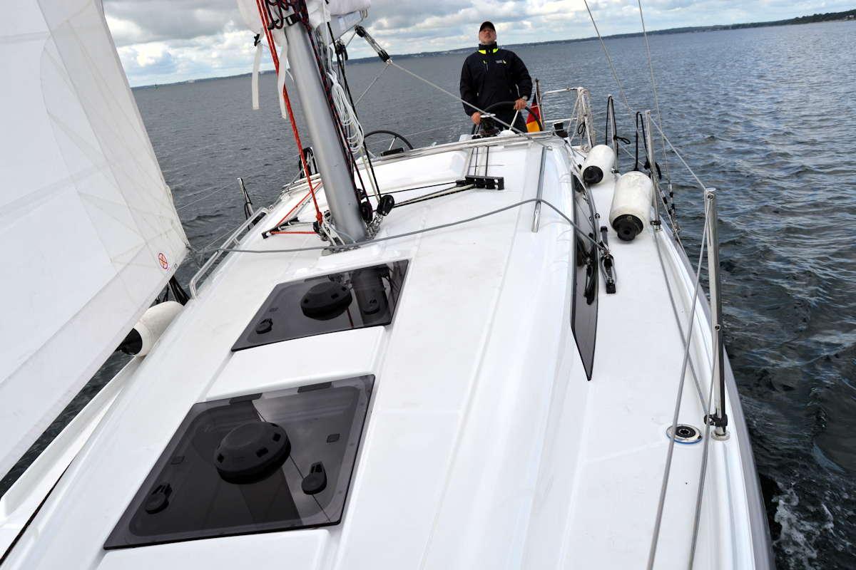 Einsteiger-Segelyacht Oceanis 30.1