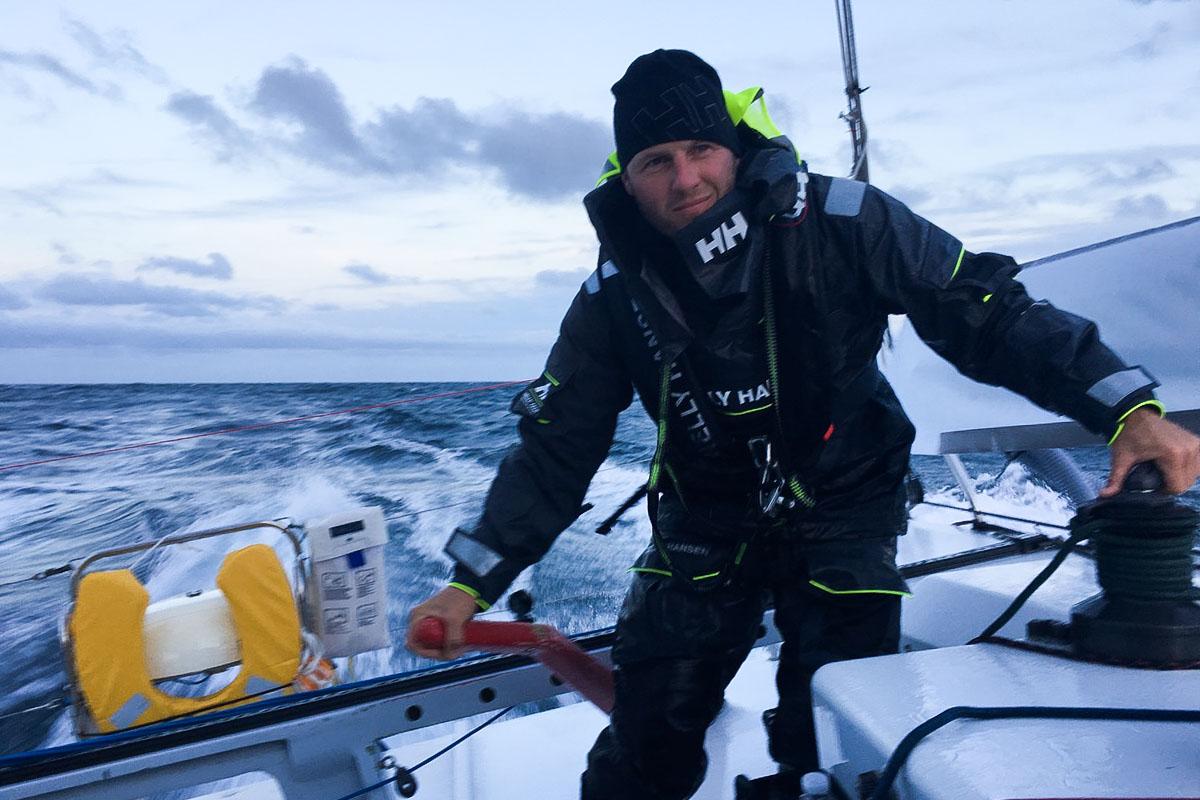 Robert Stanjek Offshore Team Germany