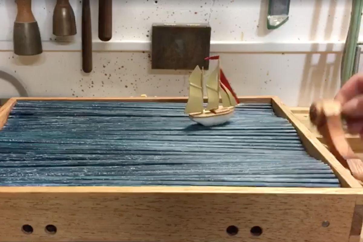 Kleines Meer für daheim