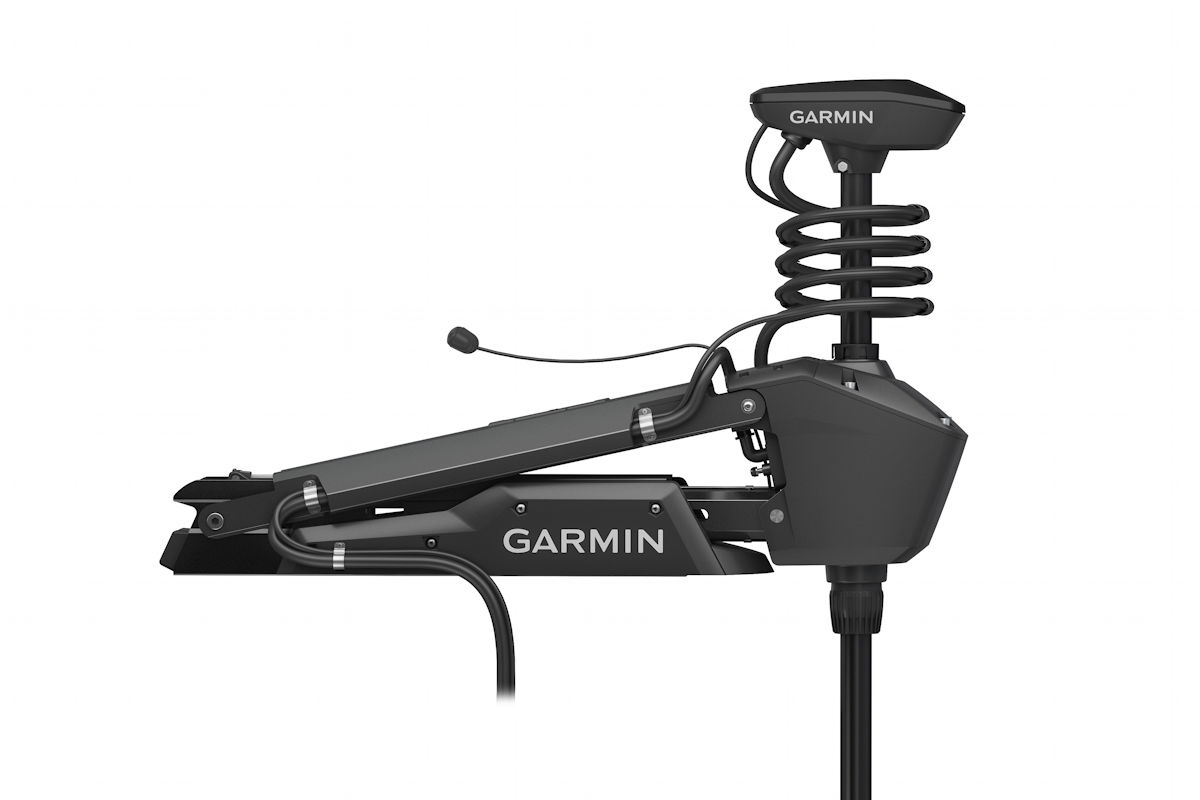 Trollingmotor Garmin Force