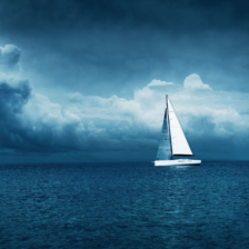 Segeln Sturm