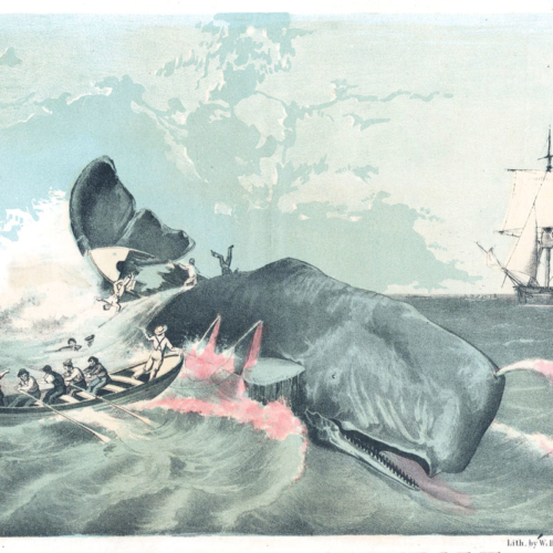 Herman Melville Moby Dick Owen Chase Essex