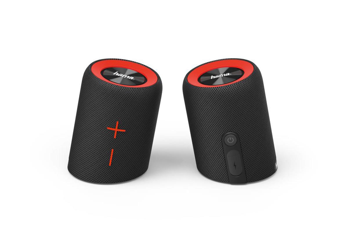 Tragbarer Lautsprecher Soundcup-D von Hama