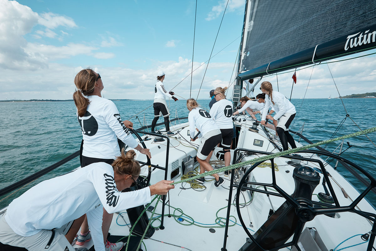 Tutima Fastnet Race
