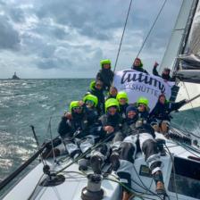 Tutima segelt Fastnet Race 2019