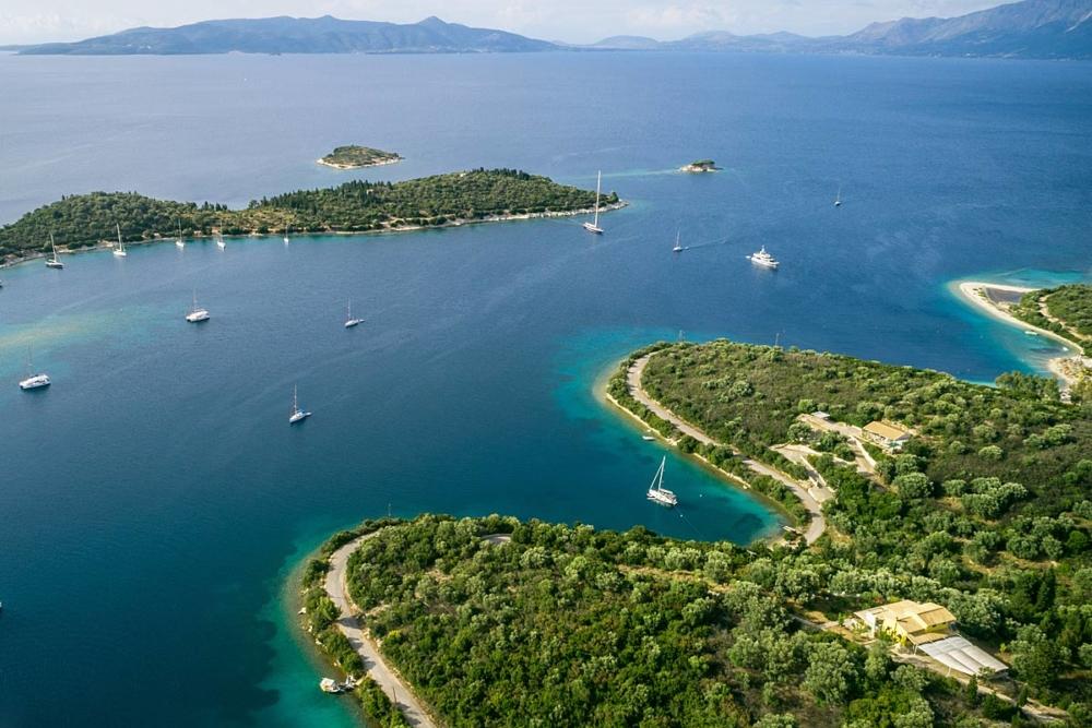Ionisches Meer, Meganisi, Elmo © halloelmo