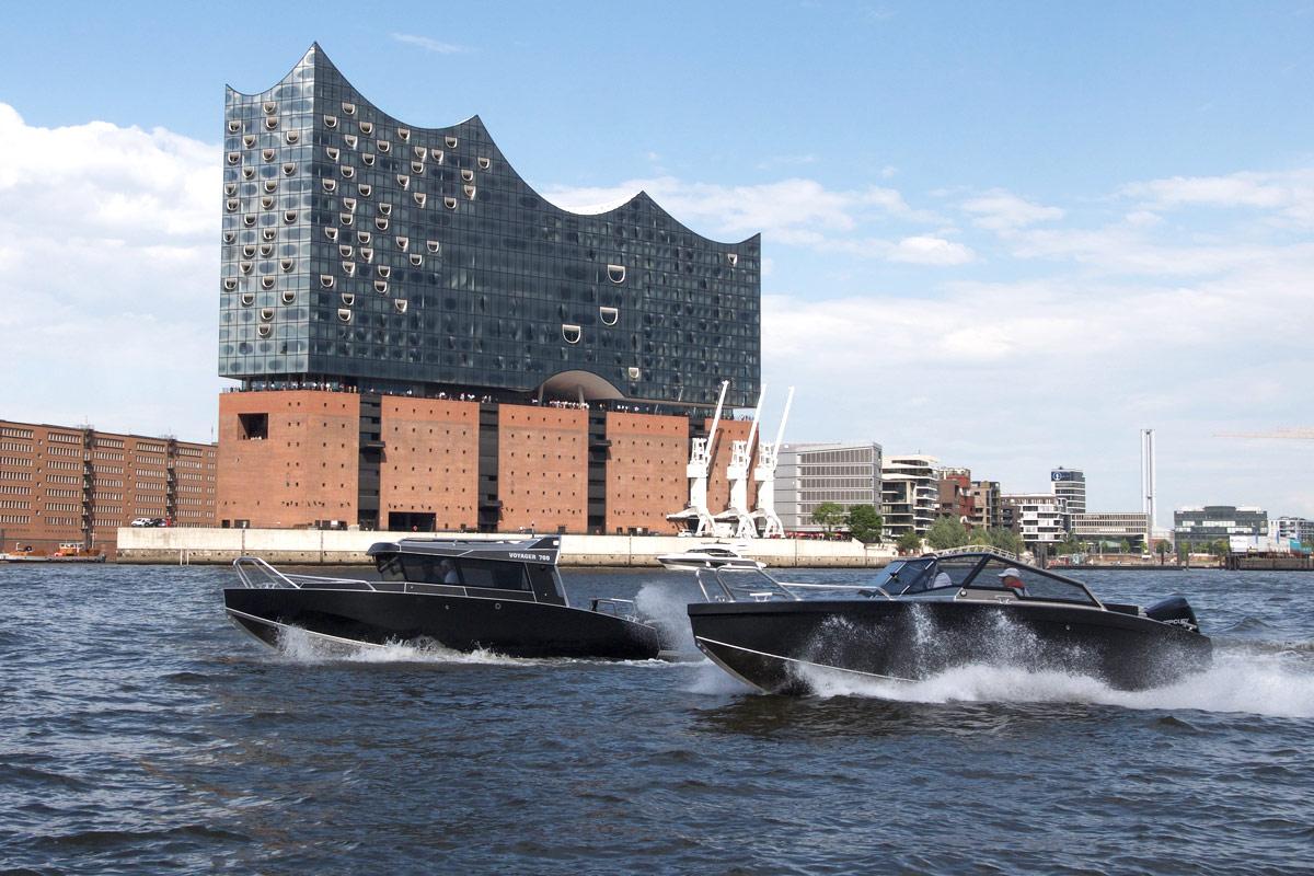 Hamburg Boat Show